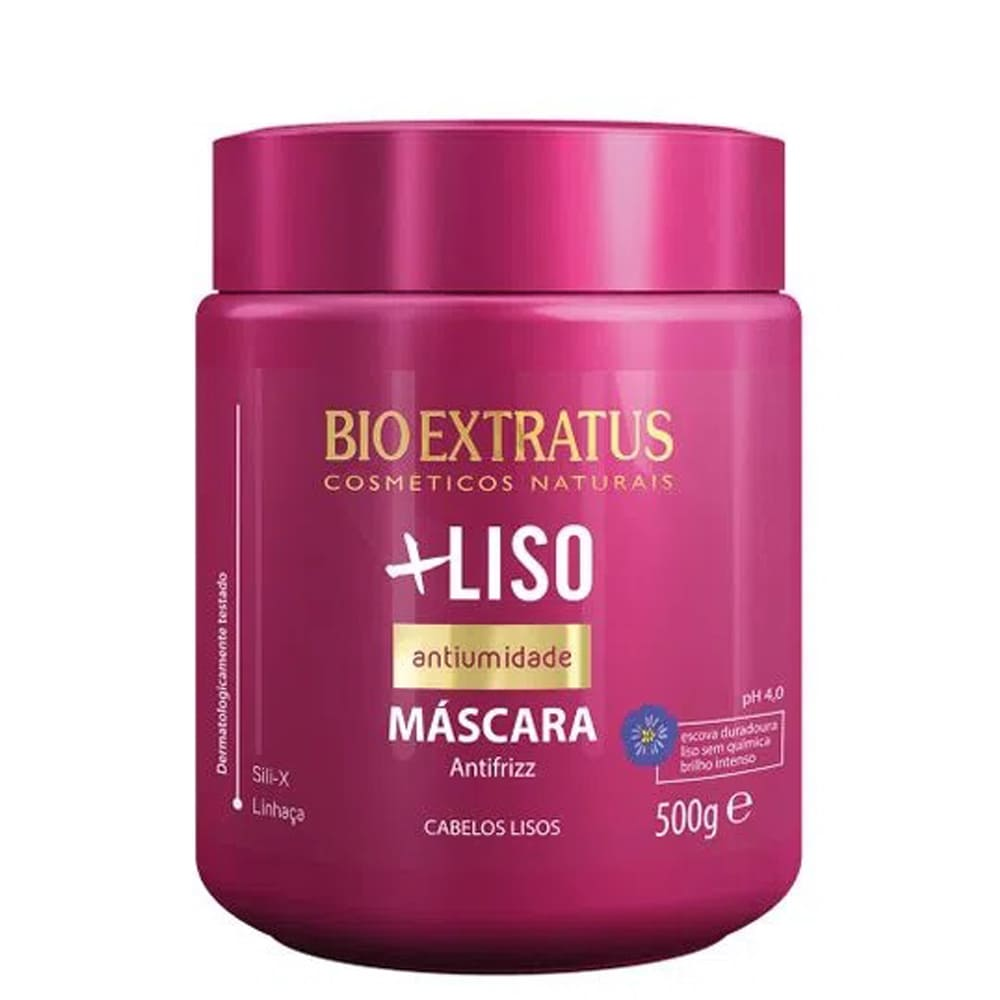 Kit Mais liso Bio Extratus