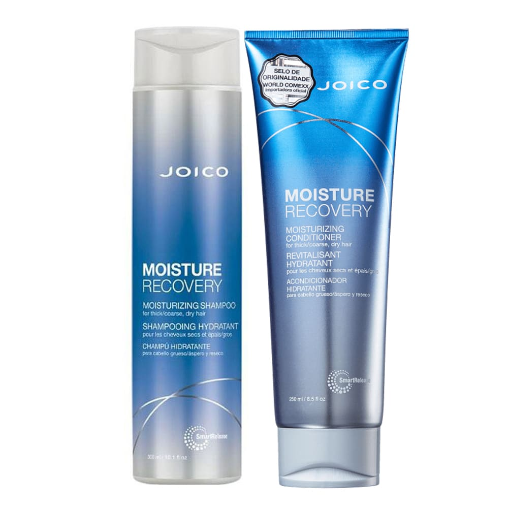 Kit Joico Moisture Recovery DUO