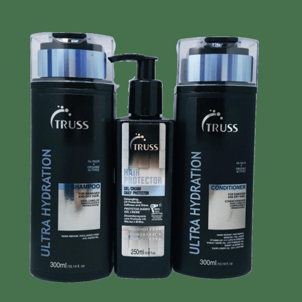 Kit Truss Ultra Hydration + Hair Protector