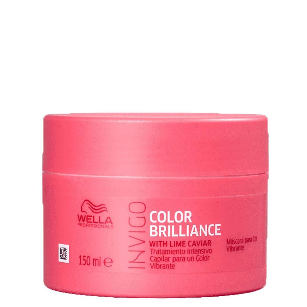 Kit Wella Professionals Invigo Color Brilliance TRIO