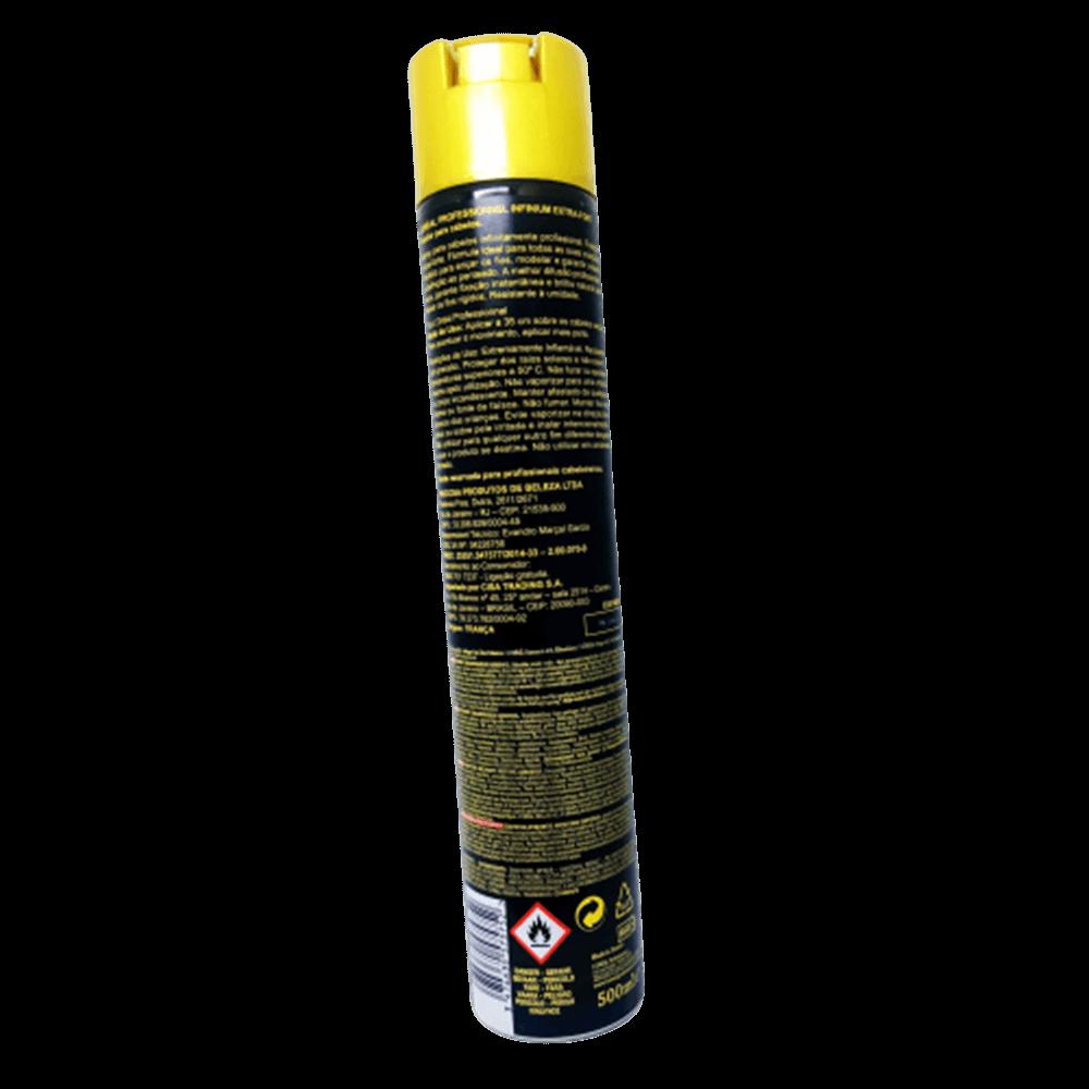 L'oreal Professionnel Infinium Extra-Fort Fixador para Cabelos 500 ml