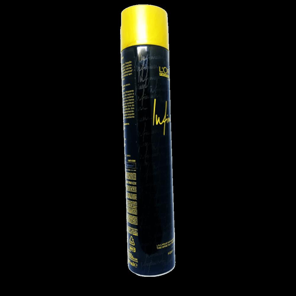 L'oreal Professionnel Infinium Fort  Spray Fixador para Cabelos 500 ml