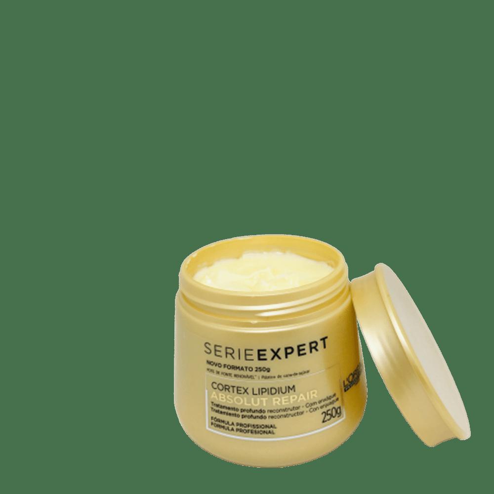 L'Oréal Professionnel Máscara Absolut Repair Cortex Lipidium - 250g