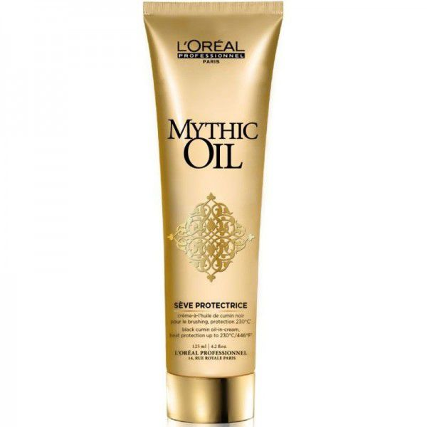 L'Oréal Professionnel Mythic Oil Sève Protectrice Creme Termoprotetor - 150ml