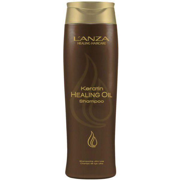 L´Anza Keratin Healing Oil Shampoo - 300ml