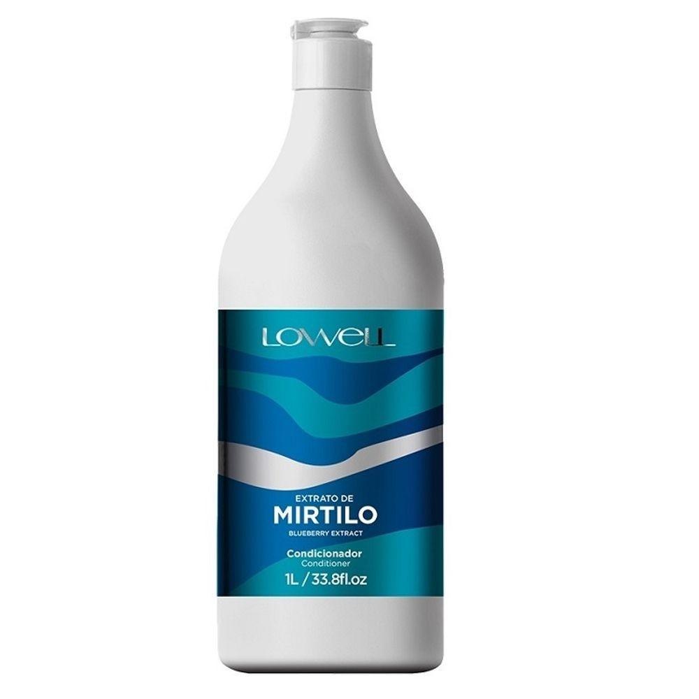 Lowell Condicionador Complex Care Extrato de Mirtilo - 1lt