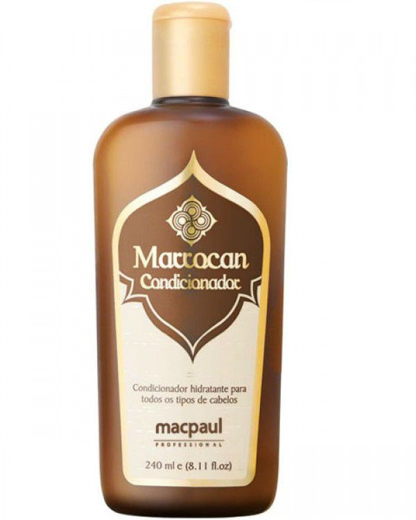 Mac Paul Condicionador Marrocan - 240ml