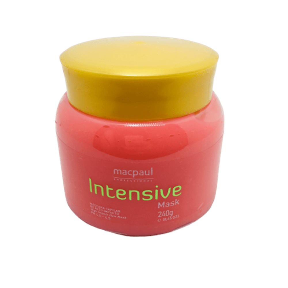 Máscara Mac Paul Intensive Mask 240g