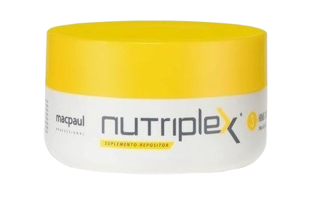 Máscara Mac Paul Nutriplex Nº3 240g