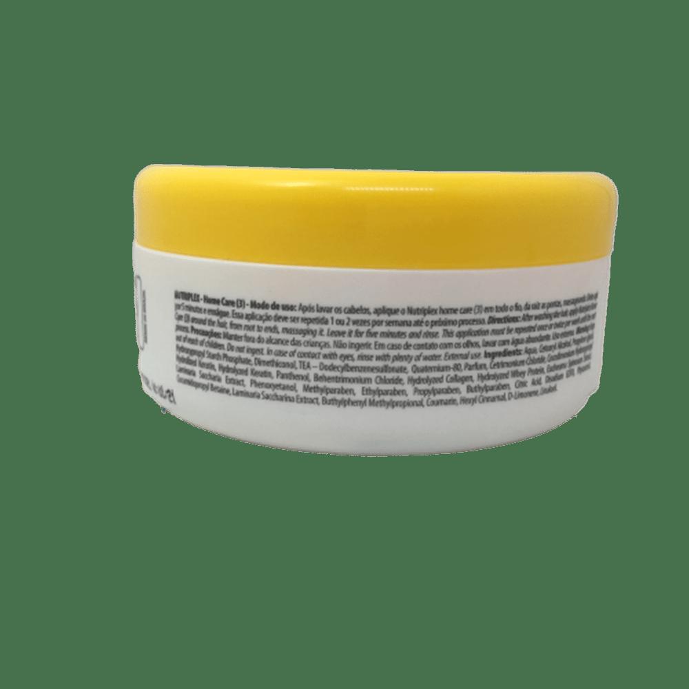 Mac Paul Máscara Nutriplex Home Care 3 - 240g