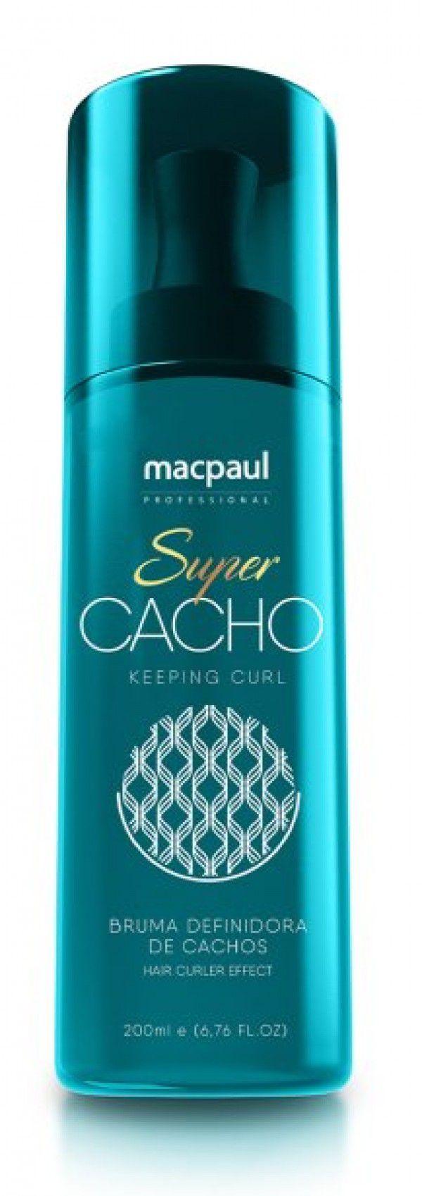 MacPaul Fluido Super cacho 200ml