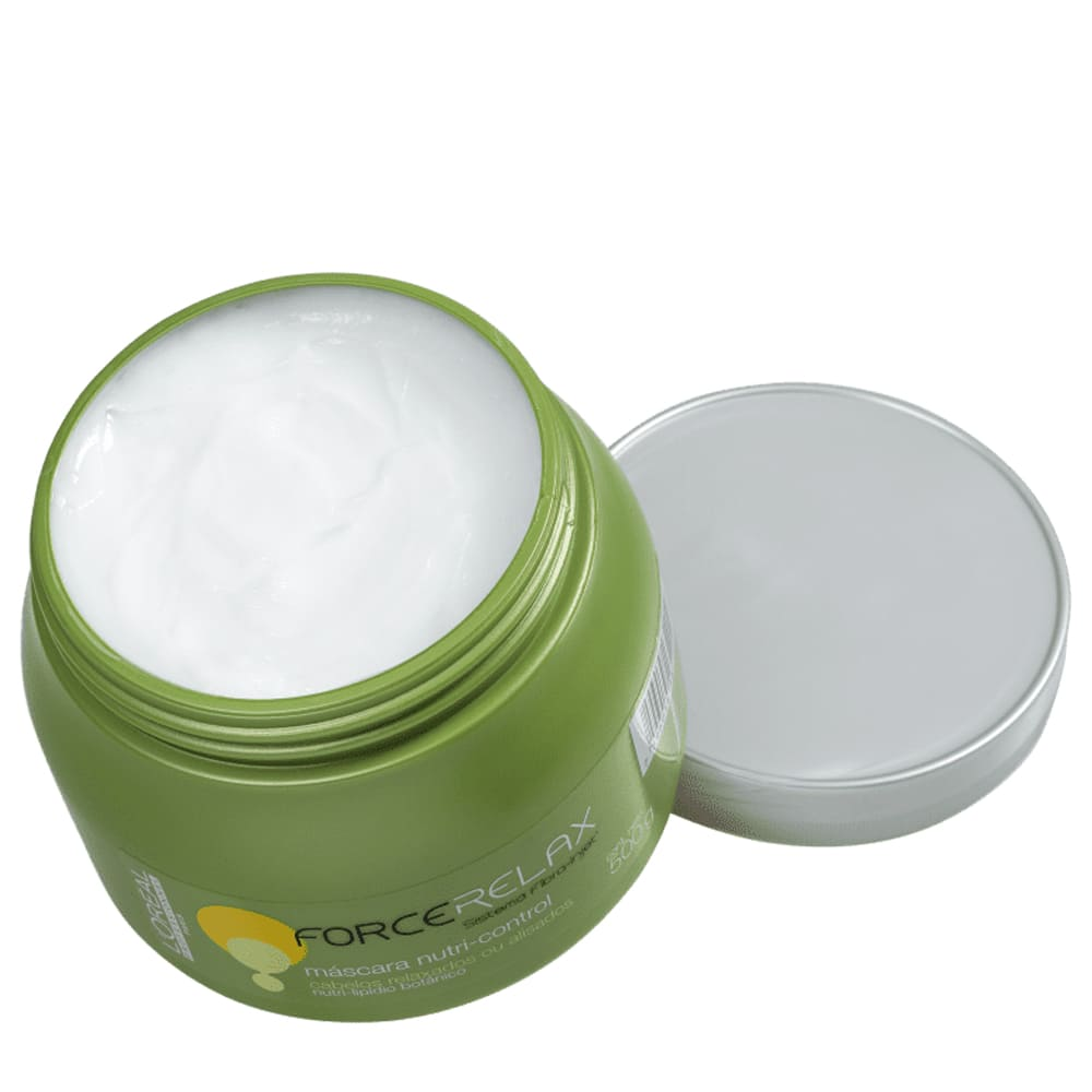 Máscara L'Oréal Nutri Control Force Relax 500g