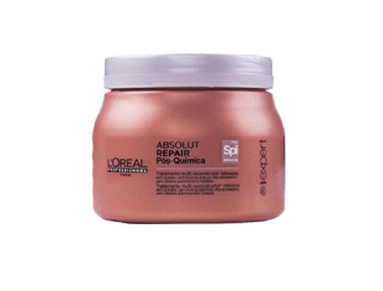 Máscara L'Oréal Professionnel Absolut Repair Pós-Química 500g