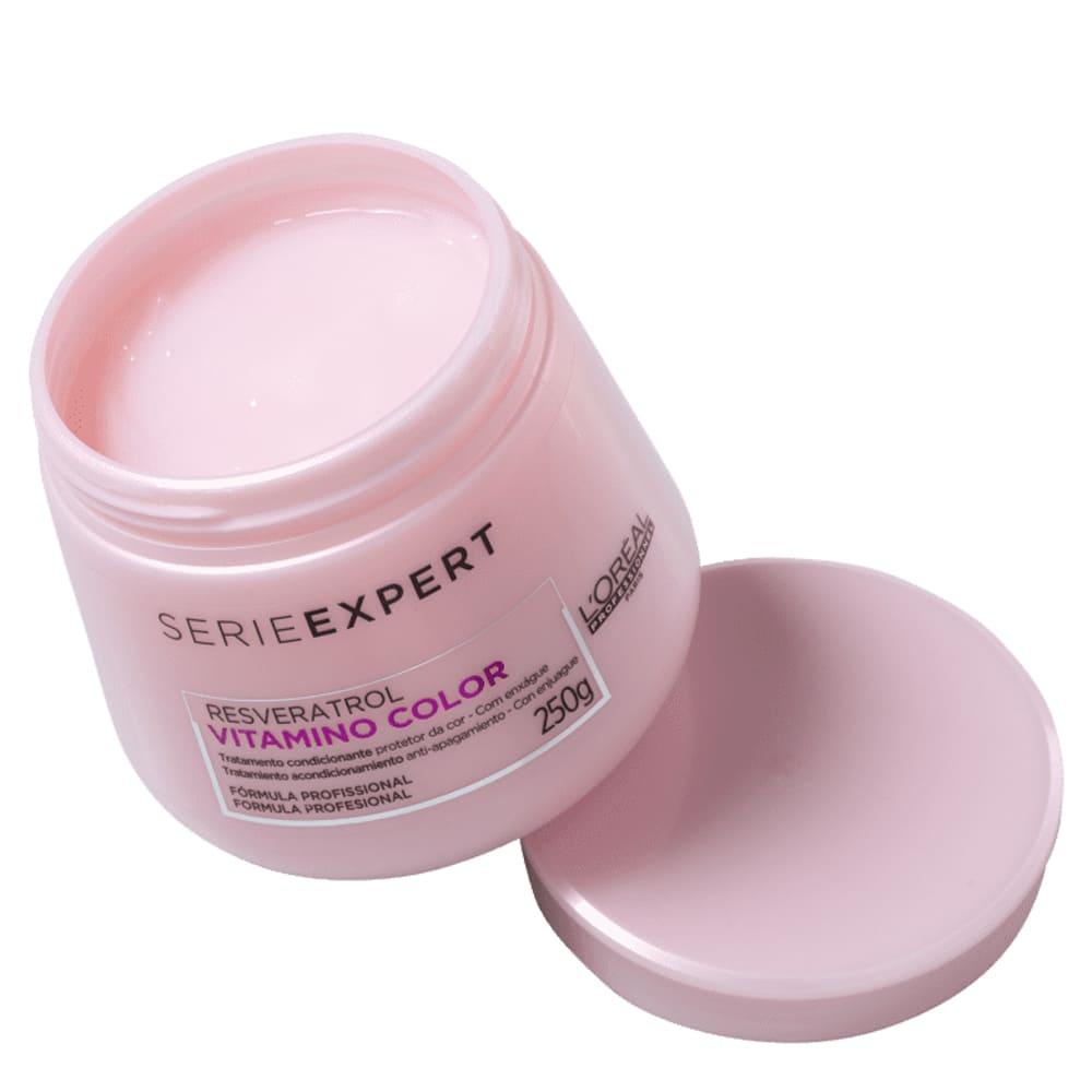 Máscara L'oreal Professionnel Vitamino Color Resveratrol 250g
