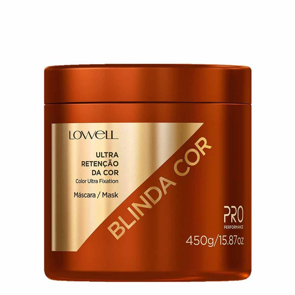 Máscara Lowell Blinda Cor 450g