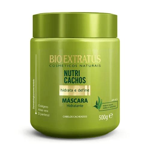 Máscara  Nutri Cachos Bio Extratus 500 gr