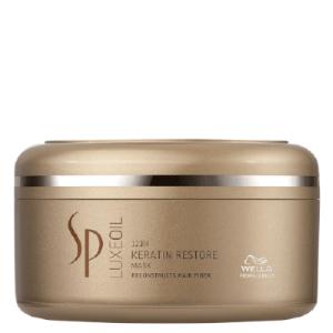Máscara SP System Luxe Oil Keratin Restore  Wella 150 gr