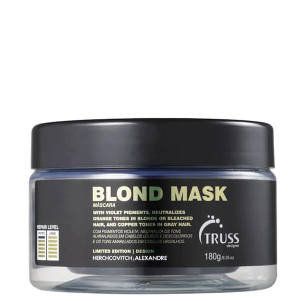 Máscara Truss Blond Mask 180g