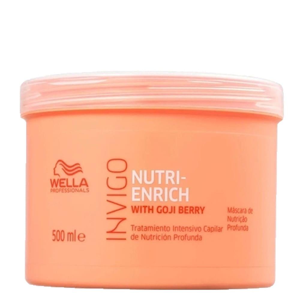 Máscara Wella Invigo Nutri-Enrich 500g