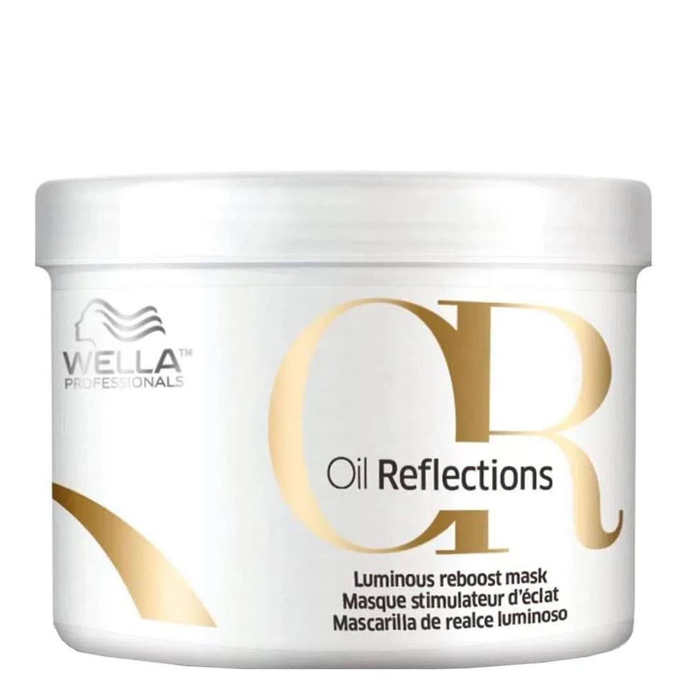 Máscara Wella Oil reflections 500g
