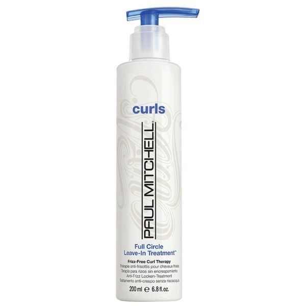 Paul Mitchell Leave-In Curls Full Circle Treatment - 200ml