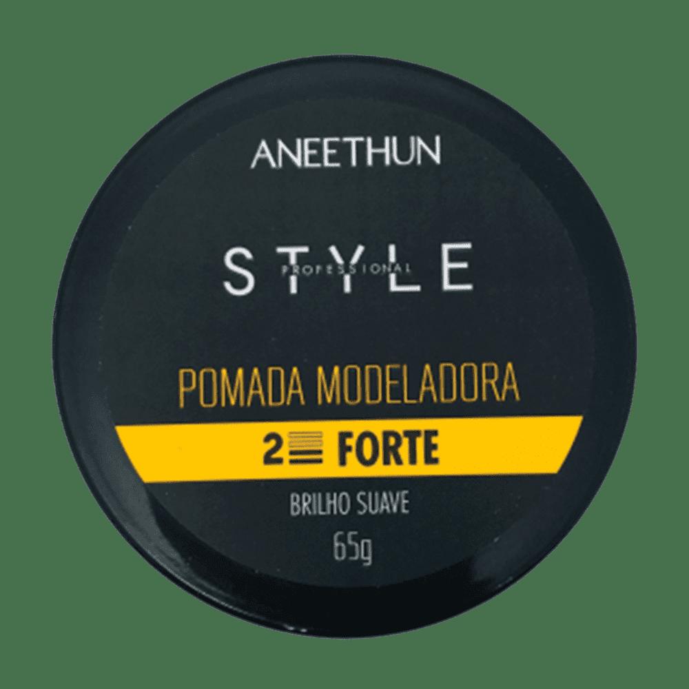 Pomada Aneethun  Style Fixadora Forte 65g