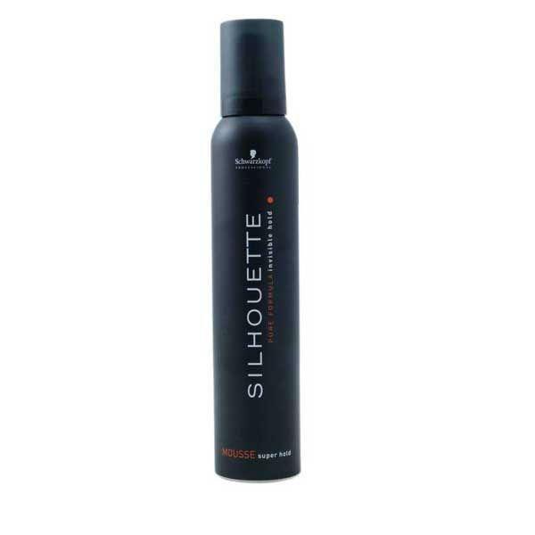 Schwarzkopf Silhouette Spray de Fixação Extra Forte - 500ml
