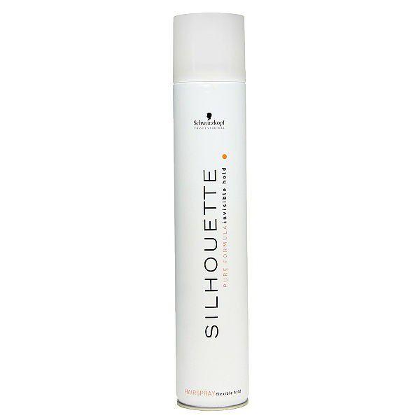 Schwarzkopf Silhouette Spray de Fixação Flexível - 500ml