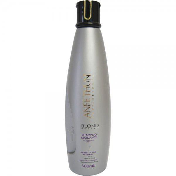 Shampoo Aneethun Matizante Blond System 300ml