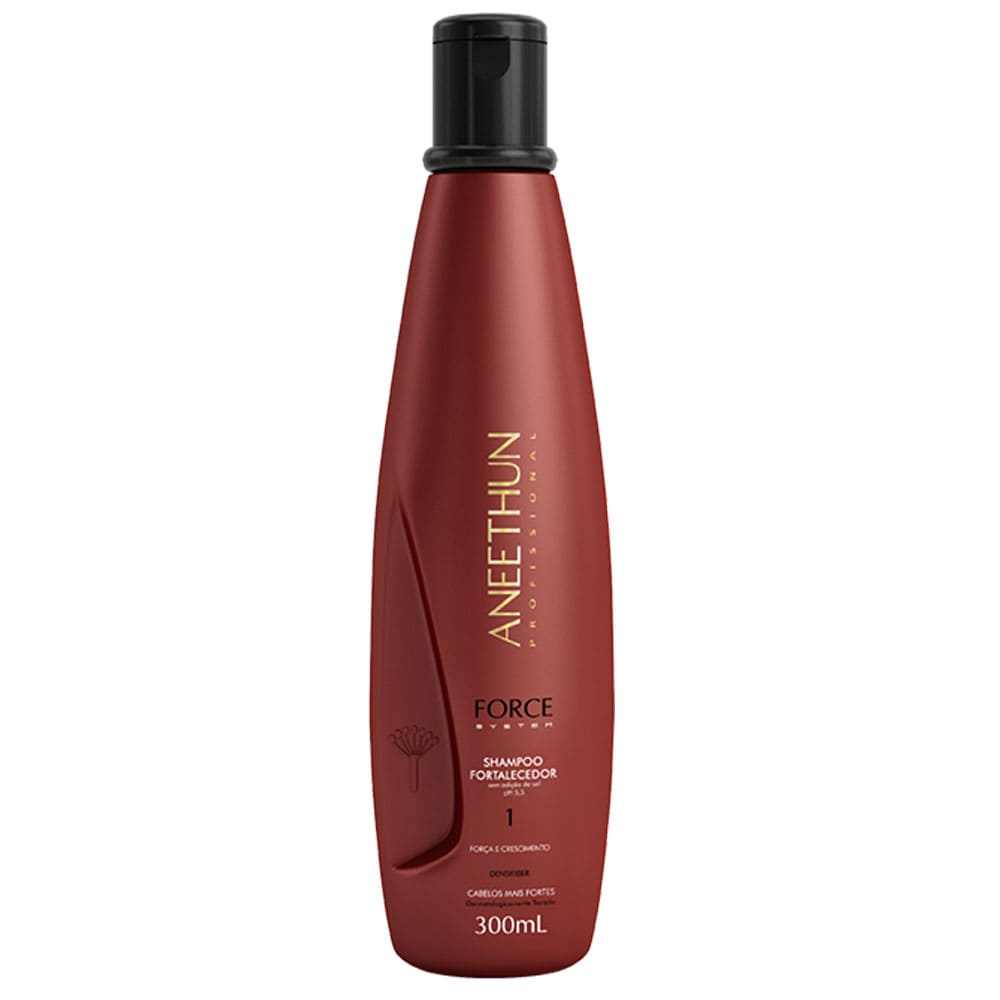 Shampoo Aneethun Profissional Force System 300ml