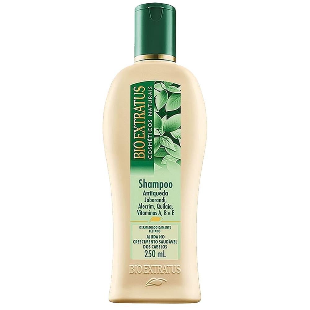 Shampoo Anti Queda Jaborandi Bio Extratus 250 ml