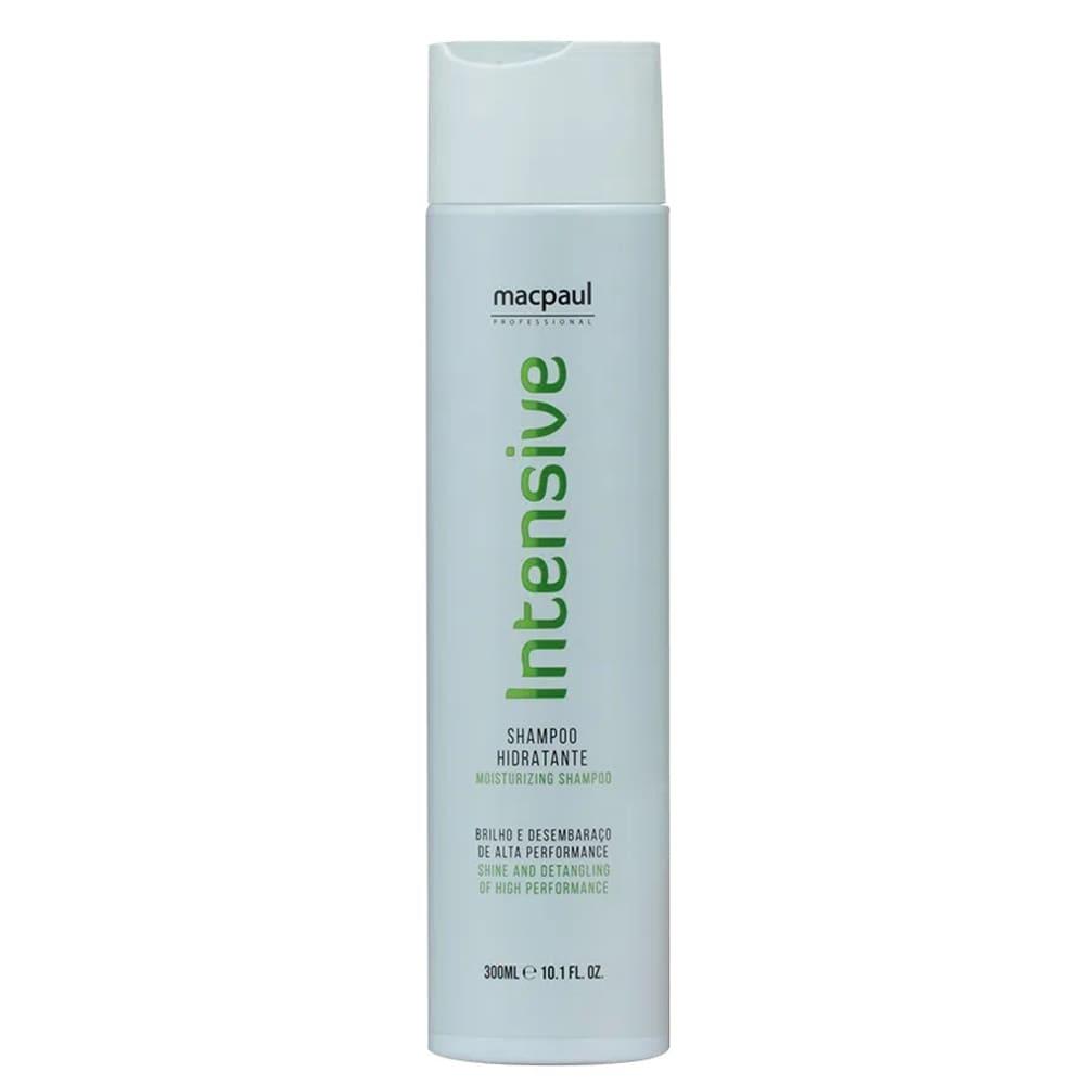 Shampoo Hidratante Intensive MacPaul 300ml