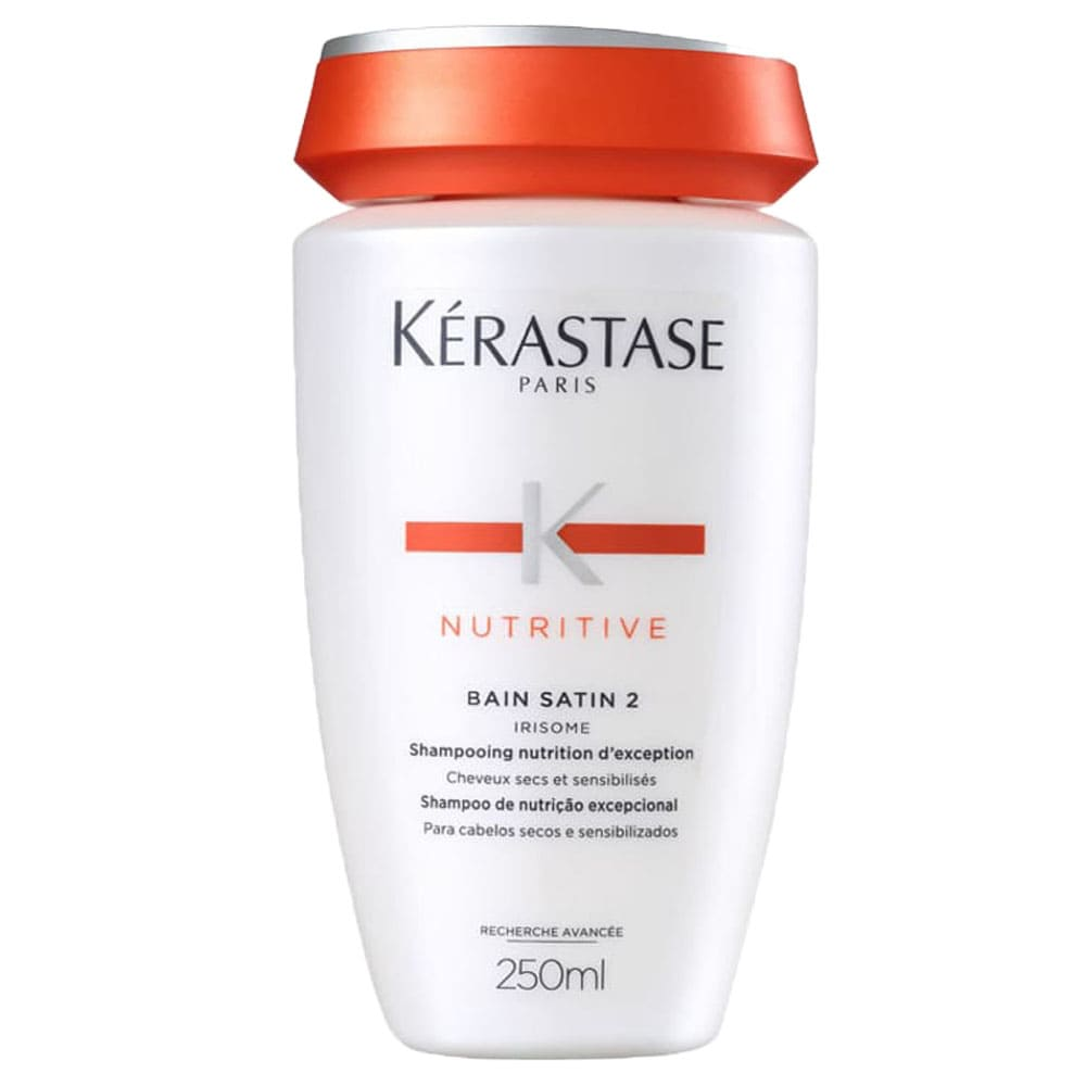 Shampoo Kérastase Nutritive Le Bain Satin 2 250ml
