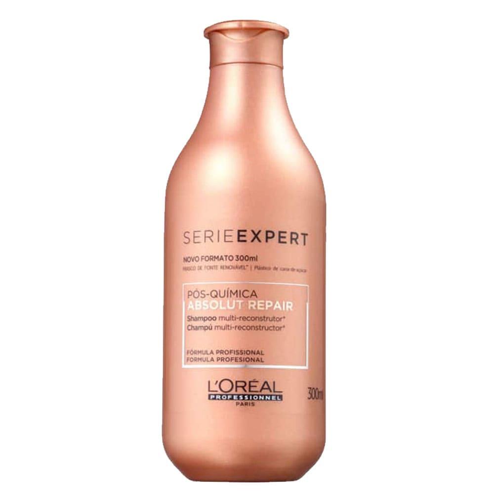 Shampoo L'oreal Professionnel Absolut Repair Pós-Química 300ml