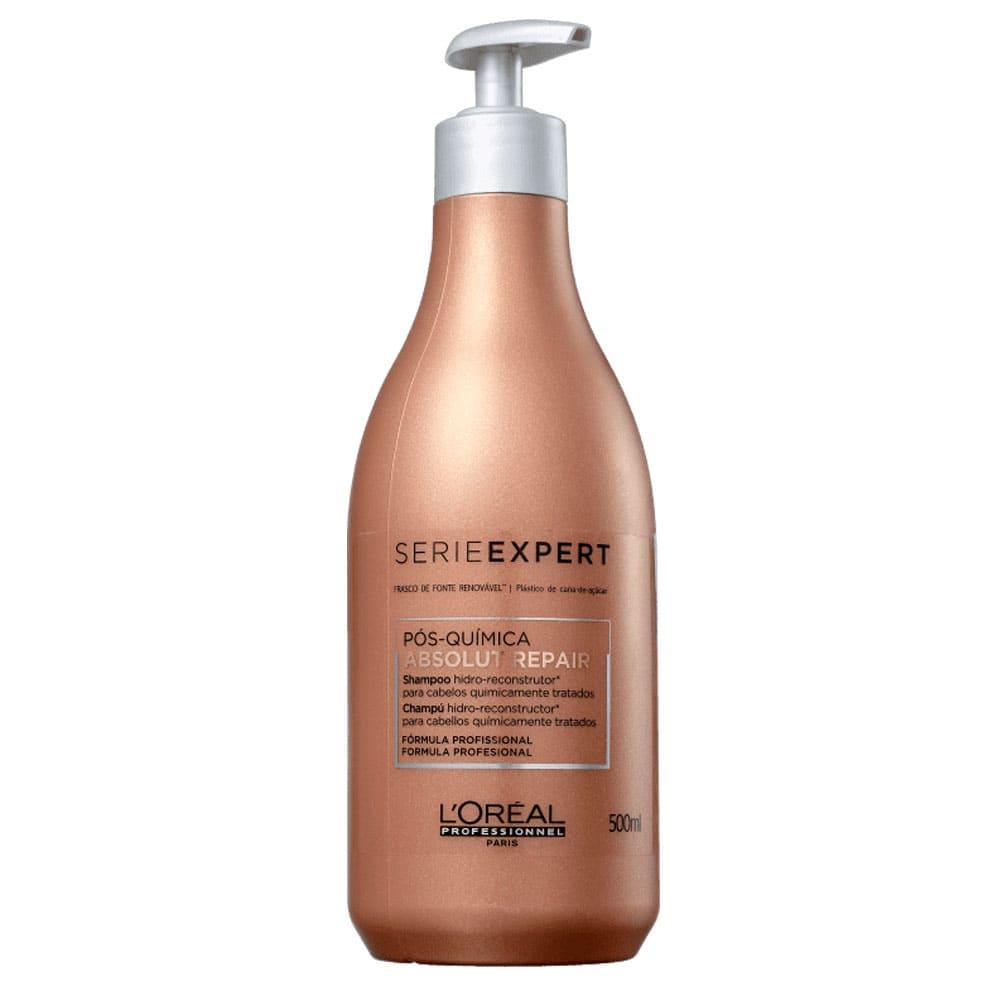 Shampoo L'oreal Professionnel Absolut Repair Pós Química 500ml