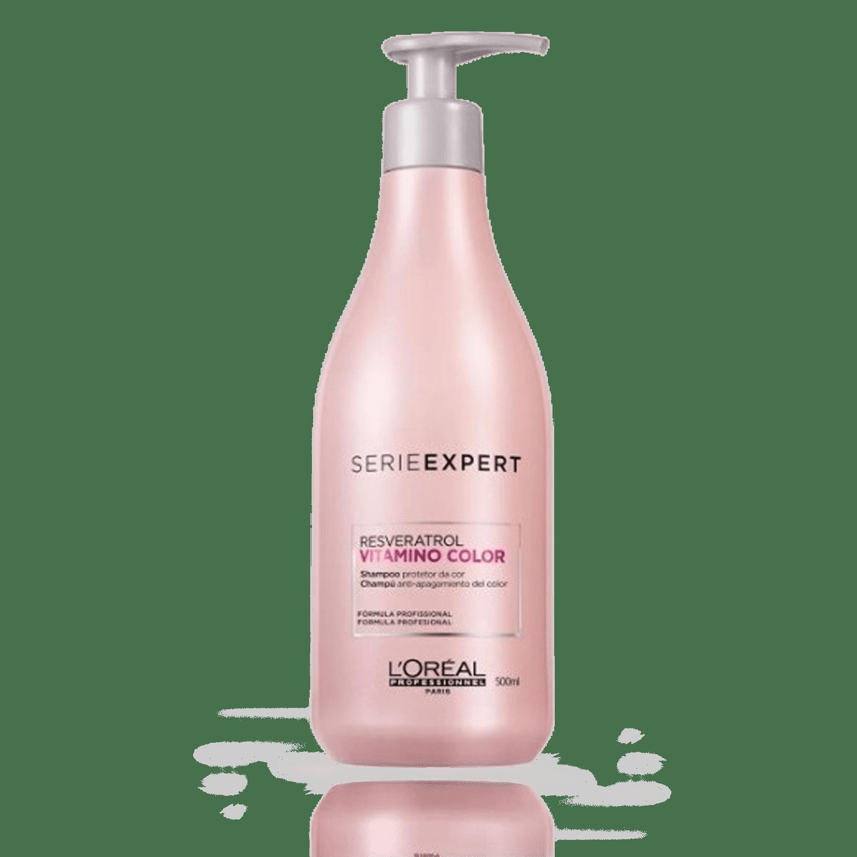 Shampoo L'oreal Professionnel Vitamino Color Resveratrol 500ml