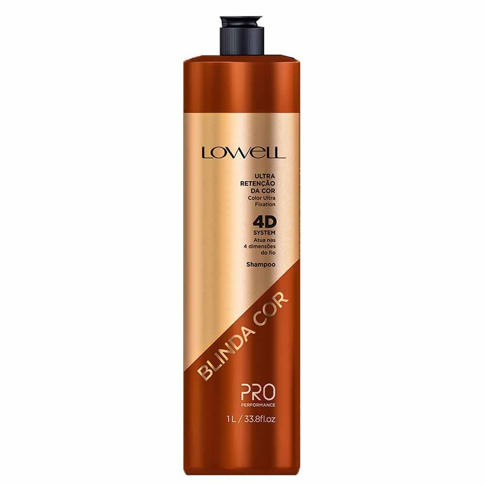 Shampoo Lowell Blinda Cor 1L