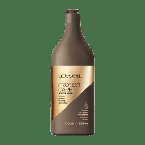 Shampoo Lowell Protect Care Power Nutri Hidratante 1L