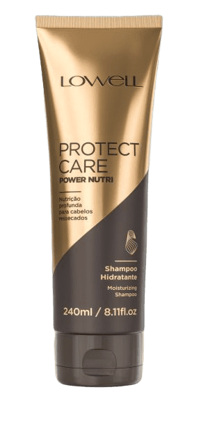 Shampoo Lowell Protect Care Power Nutri Hidratante 240ml