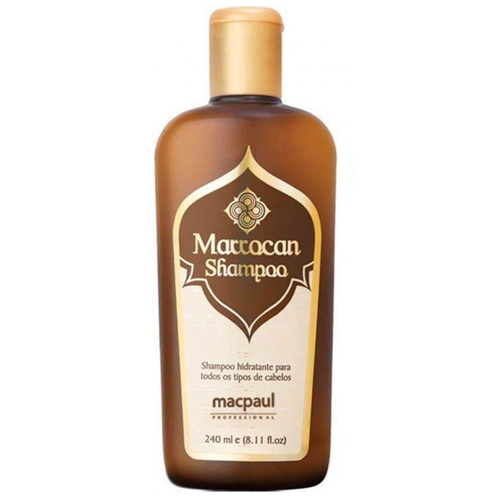 Shampoo MacPaul Marrocan 240ml