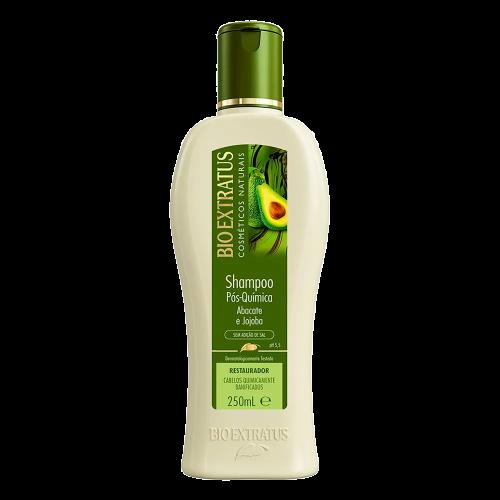 Shampoo Pós Química Bio Extratus  250 ml