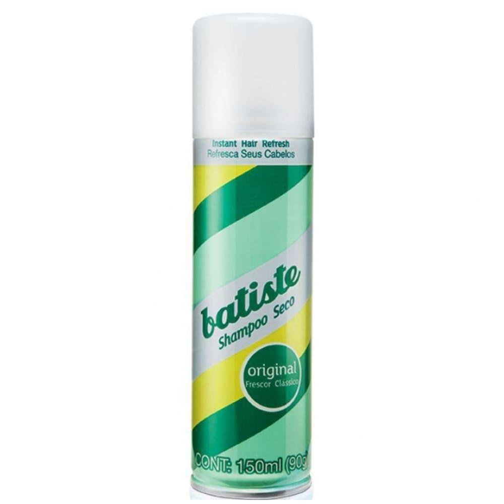 Shampoo Seco Batiste Original 150ml