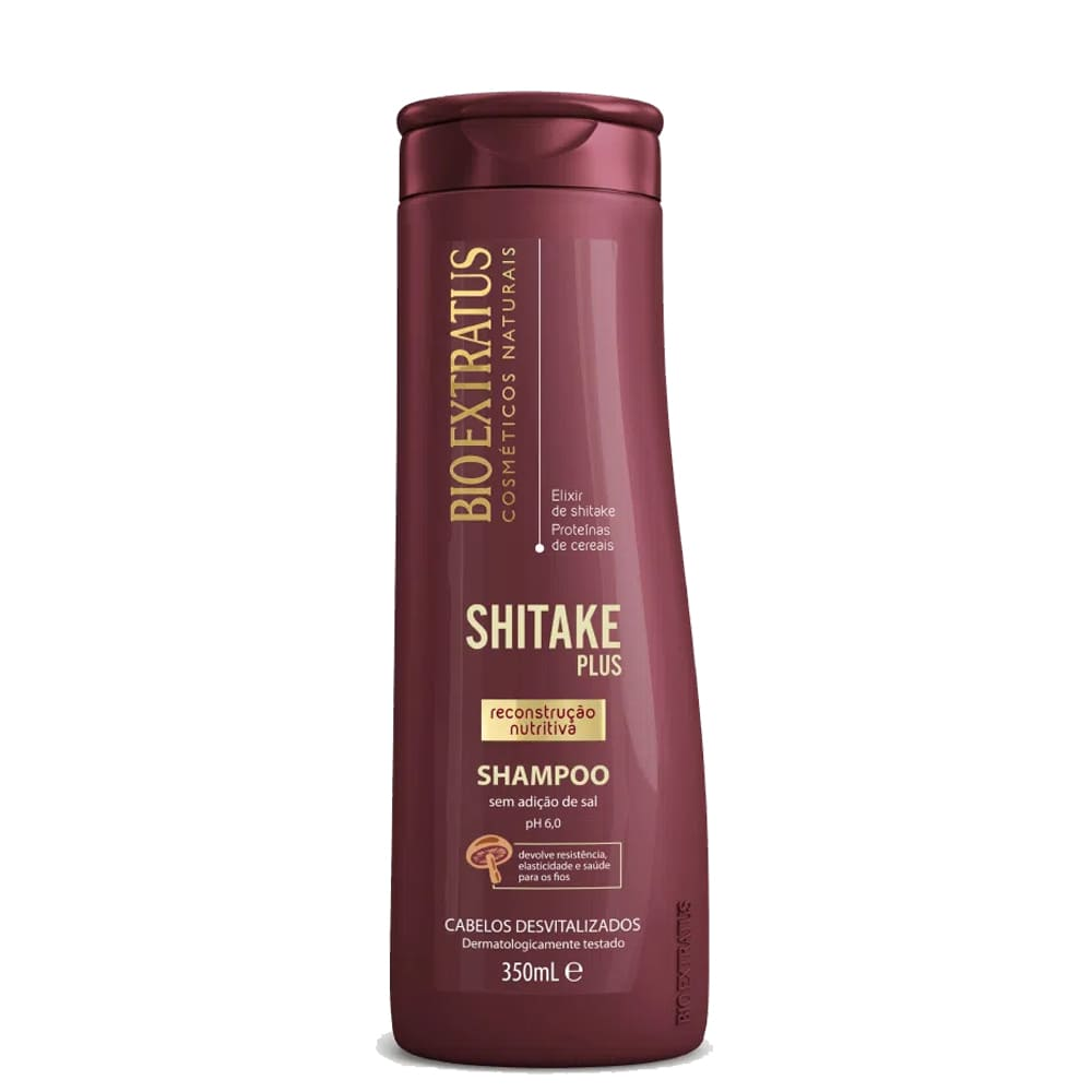 Shampoo Shitake Plus Bio Extratus  250ml
