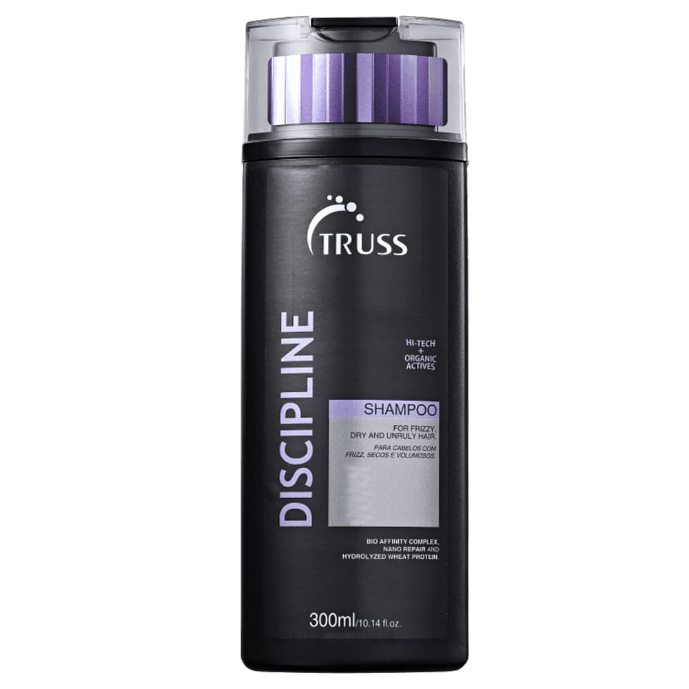Shampoo Truss Discipline 300ml