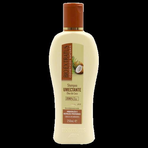 Shampoo Umectante Bio Extratus  250 ml