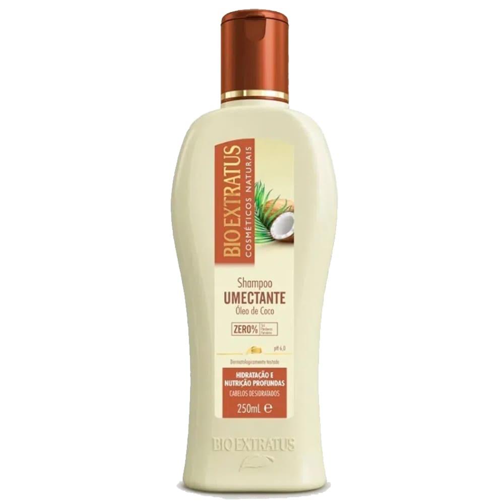 Shampoo Umectante Bio Extratus  250ml