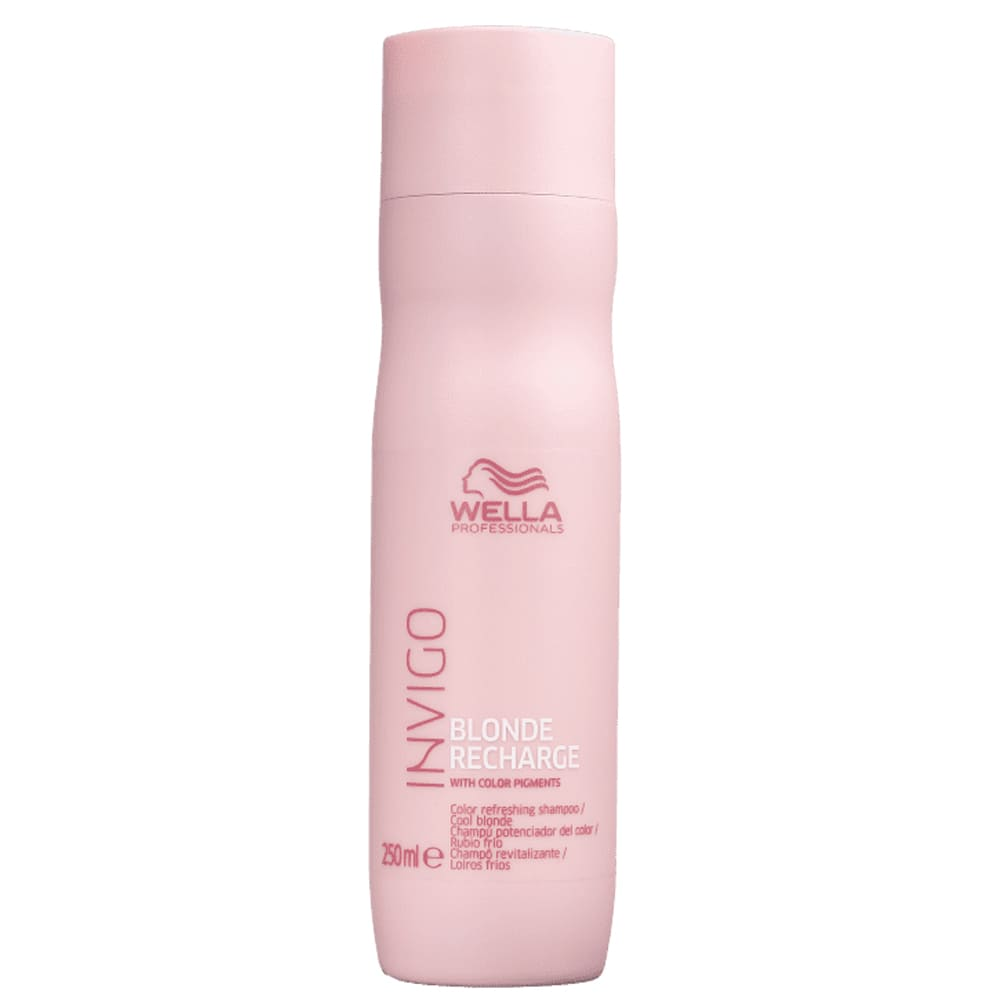 Shampoo Wella Invigo Blonde Recharge 250ml