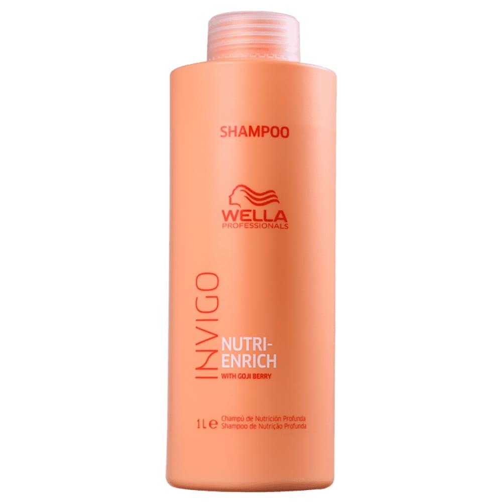Shampoo Wella Invigo Nutri-Enrich 1L