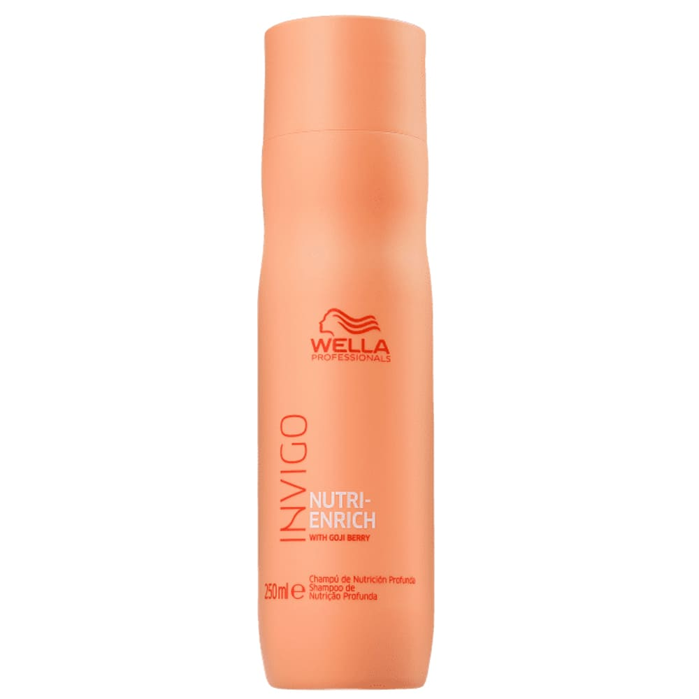 Shampoo Wella Invigo Nutri-Enrich  250ml
