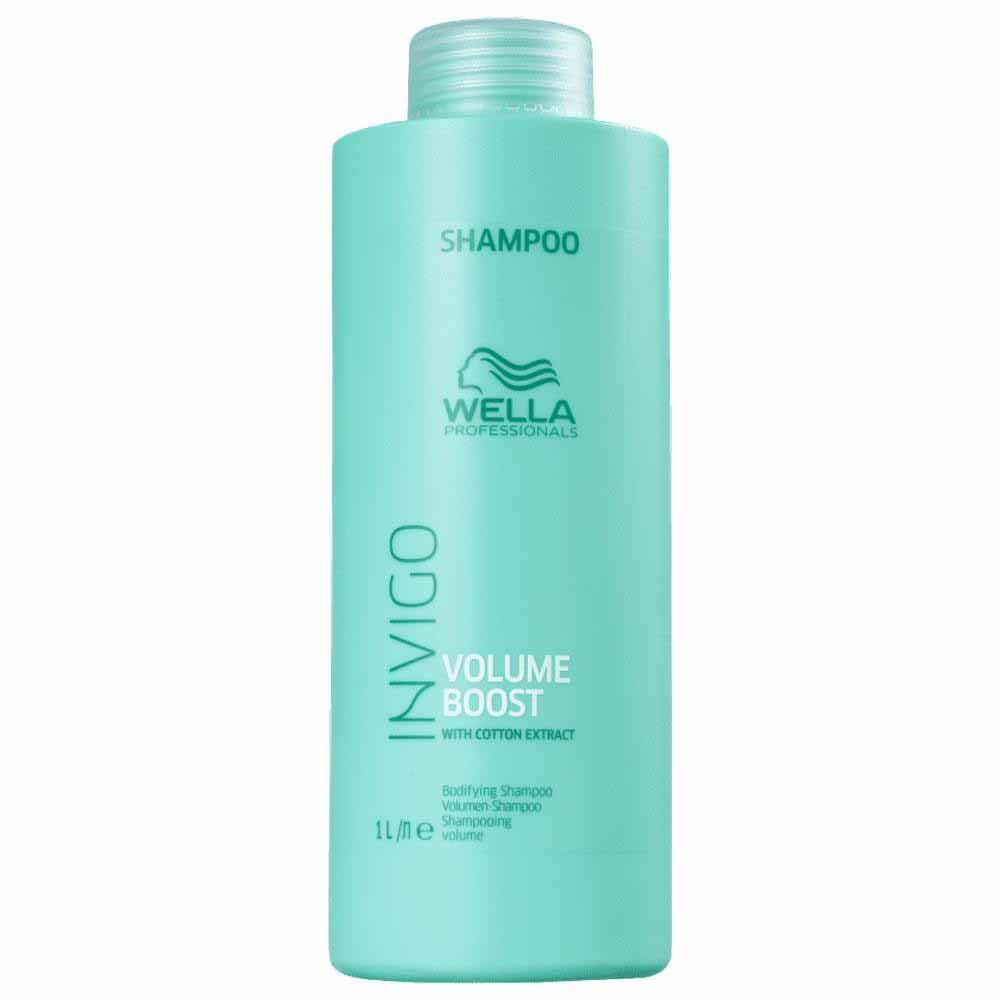 Shampoo Wella Invigo Volume Boost 1L